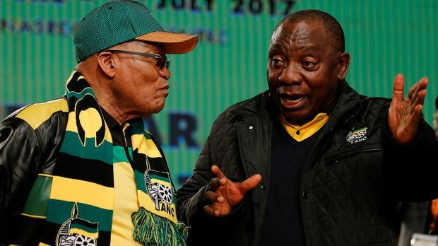 Usermontu-Zuma and Ramses-Ramaphosa
