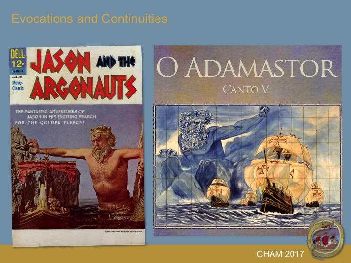 III CHAM 2017 conference, Oceans and Shores, University of Lisbon, slide 7